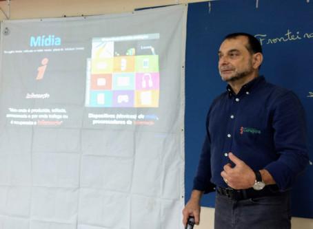 Programa de Gestão da Inovação no Colégio Curupira