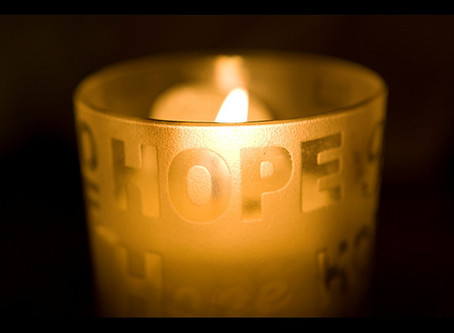 Have Hope, Especially When You Get The Holiday Blues