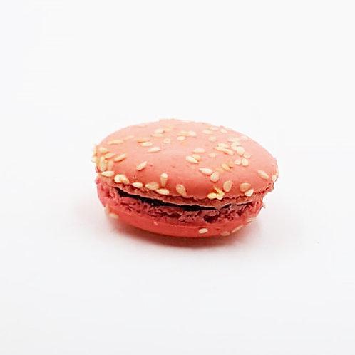 Macaron Fraise ou Griotte