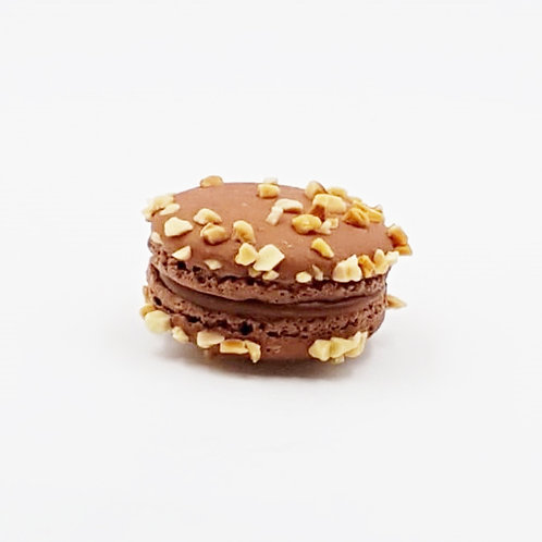 Macaron Chocolat-Noisette
