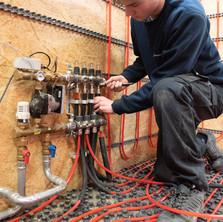 BSO: Sanitaire installaties en centrale verwarming