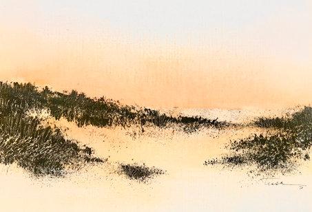 Meditation Colour Series 3, Original Painting