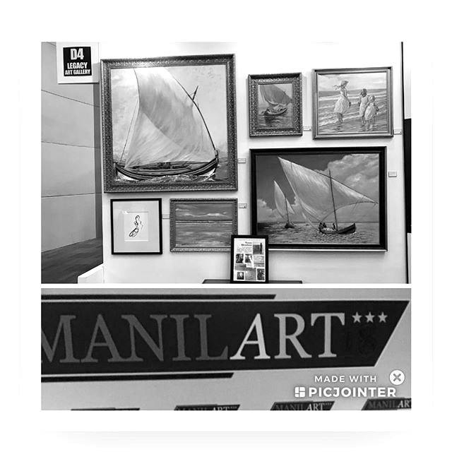 Legacy Gallery - Manila Art