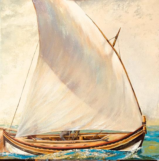 La Vela Latina, Original Artwork