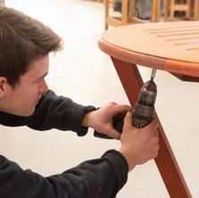 BSO: Hout, binnenschrijnwerk en interieurinrichting