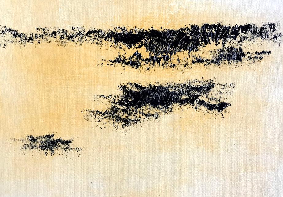 Meditation Colour Series 2, Original Painting