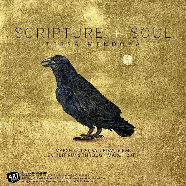 Art Cube Gallery - Scripture and Soul Exhibition
