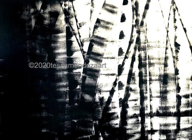 Bamboo Series 11, Original Artwork