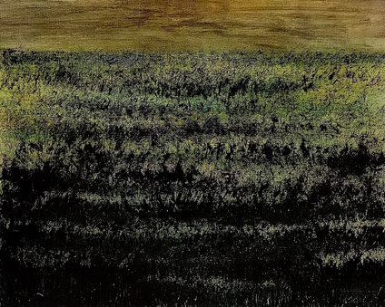 Meditation Colour Series 1, Original Painting