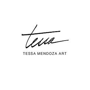 Tessa Mendoza Art Logo
