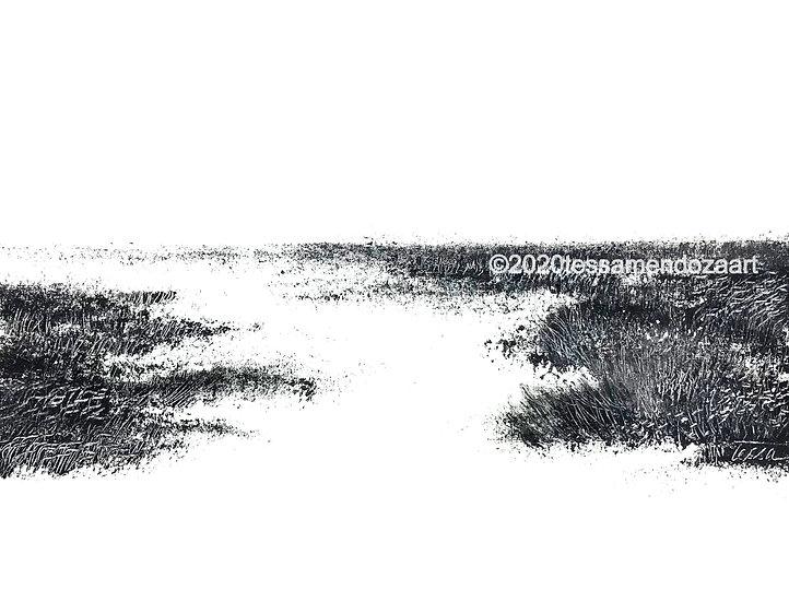 Meditation 14, Limited Edition Print 1/75