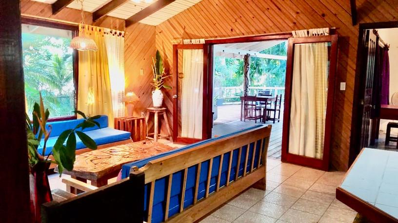 Mango House deck 2