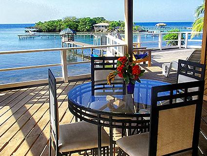 Beach House Deck