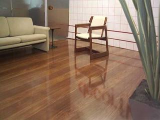 As vantagens no uso do piso vinílico