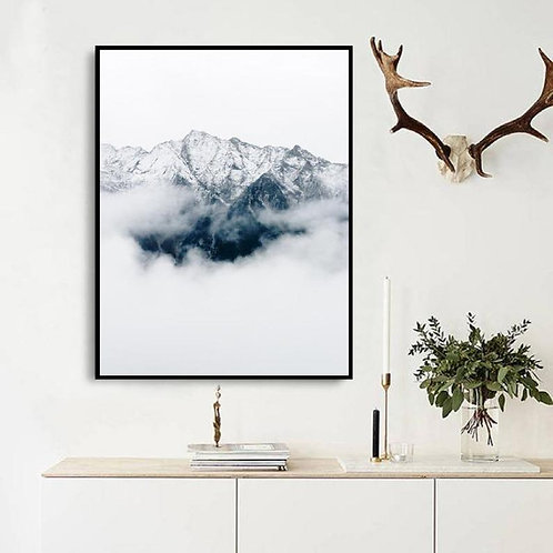 Mountain Print