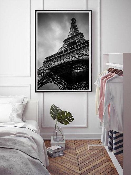Eiffel Print
