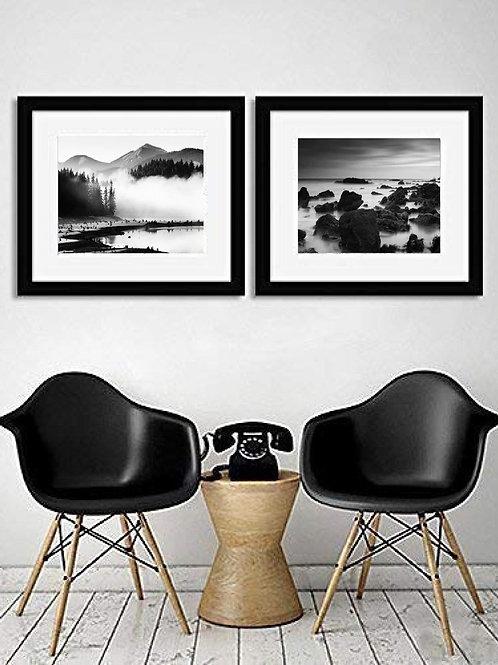 Berg and Hav Prints - Set of 2