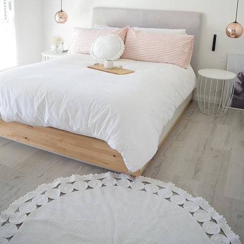 Copenhagen Rug - White or Grey
