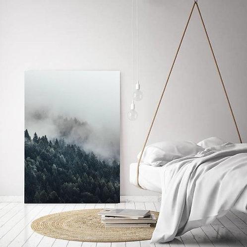 Misty Berg Print