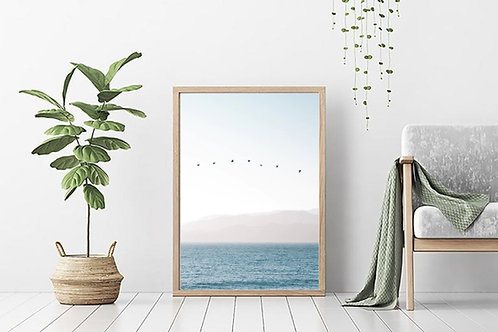 Norskehavet Print