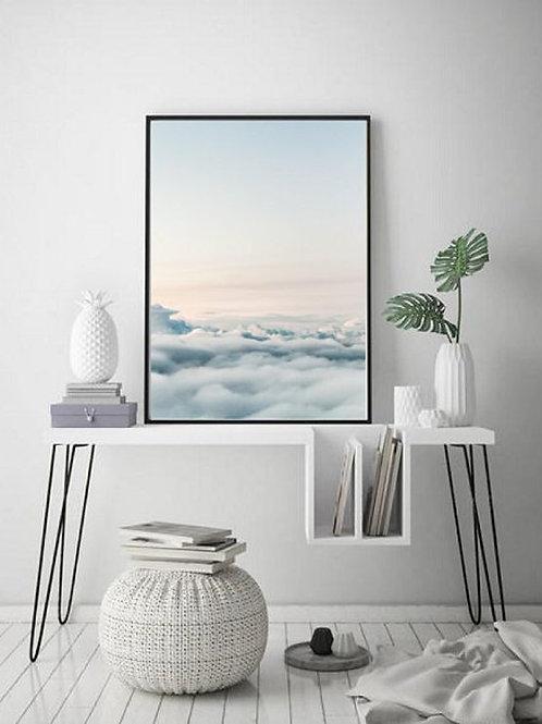 Himmel Cloud Print