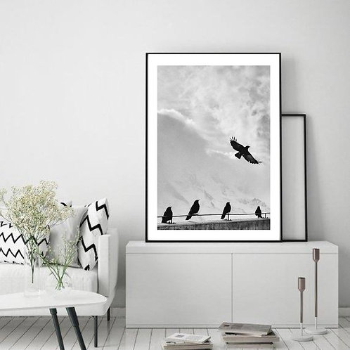 Fly Free Print