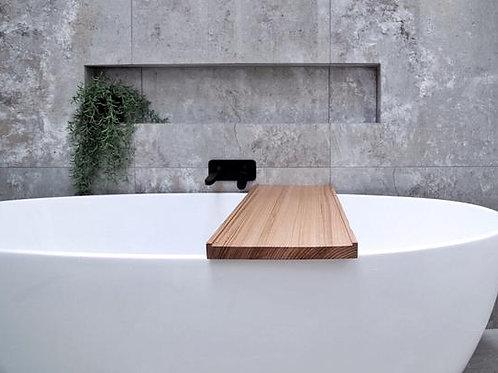 Deluxe Bath Board in Victorian Ash