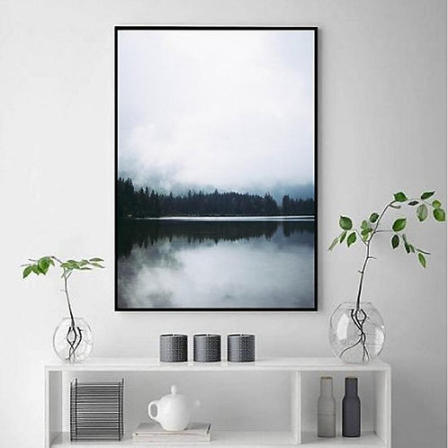 Forest Lake Print