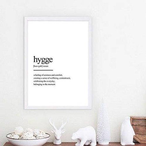 Hygge Print