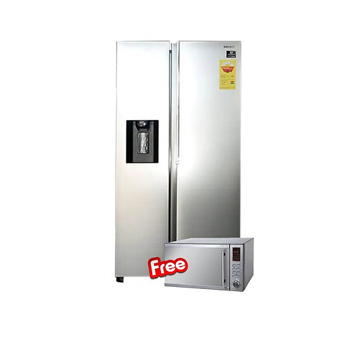 Samsung 647L Refrigerator with Digital Inverter Technology