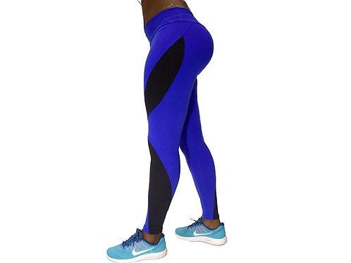 Blue Trainer Pants