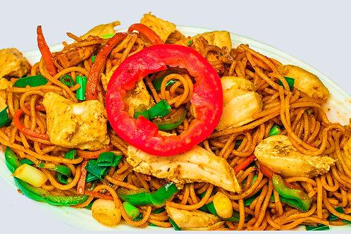 Berkies Chicken Noodles