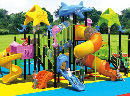 Launch: New Kids Playground