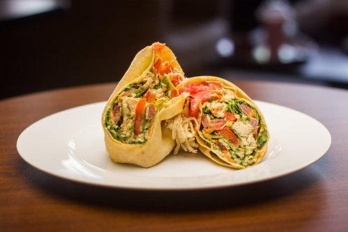 Nourishlab Chicken Wrap