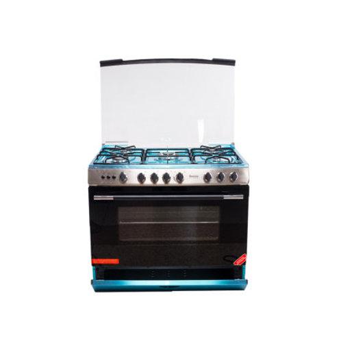 Innova 5 Burner Gas Cooker