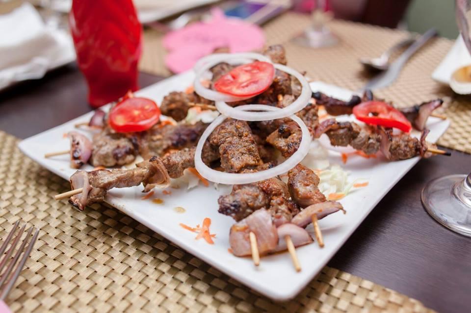Chicken Khebab