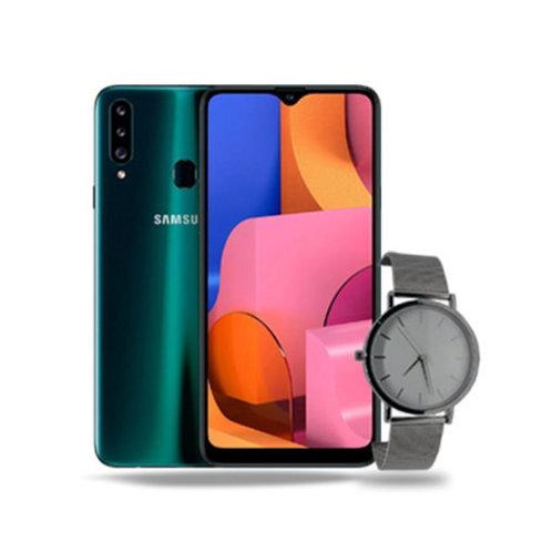 Samsung Galaxy A20s Dual SIM - 32GB, 3GB RAM, 4G LTE