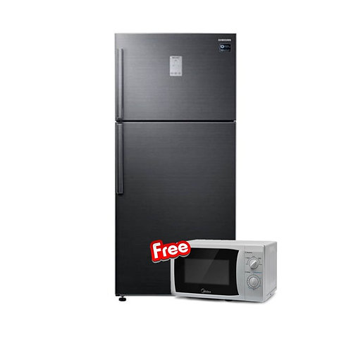 SAMSUNG 600LTR TOP MOUNT DURACOOL TWIN COOLING PLUS REFRIGERATOR