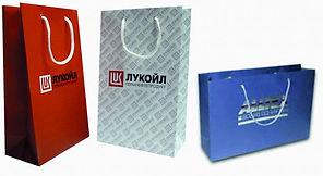 Полиграфия пакет, печат и изготовление бумажных пакетв