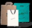Печать на пакетах, шелкография пакеты, изготовление пакетов