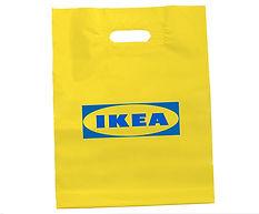 ПВД пакет с логотипом, шелкография пакетов