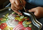 Художественная роспись сувениров