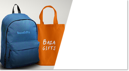 поши и нанесение логотипа на сумки
