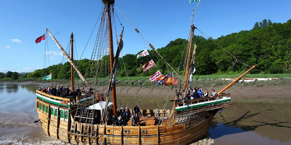 M400 - Mayflower Pageant