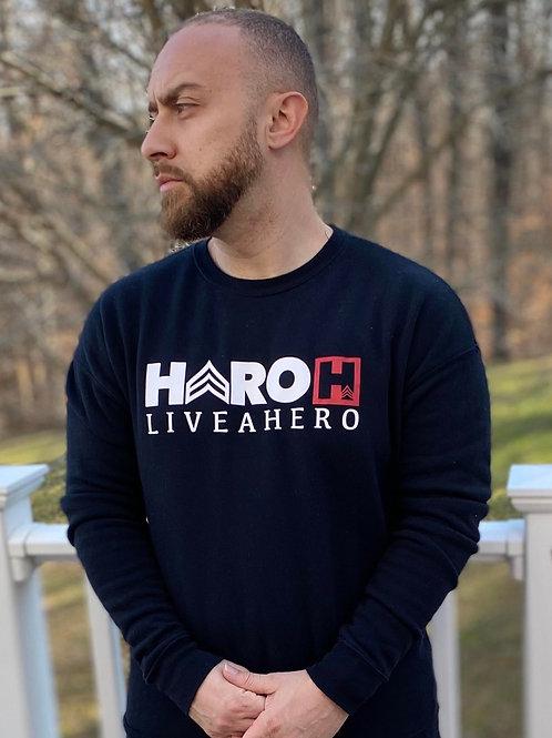 Live A Hero Sweatshirt