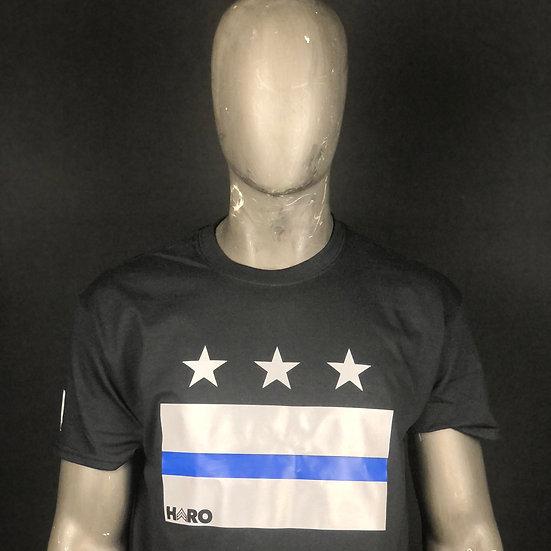 Thin Blue DC Flag HERO