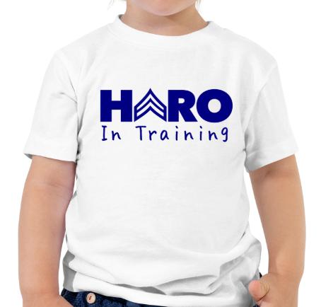 Toddler HERO In Training