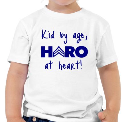Toddler HERO at Heart