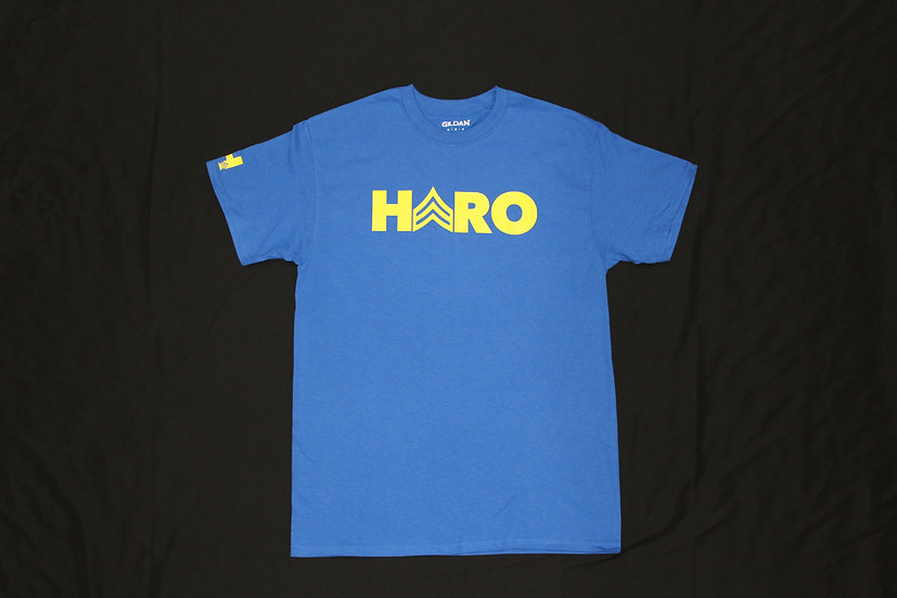 Blue and Yellow HERO Premier