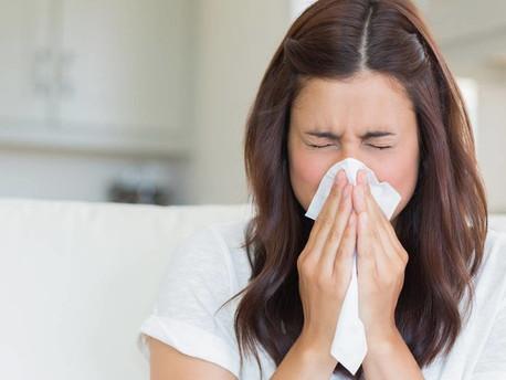 ¡Se acerca la temporada de alergias!